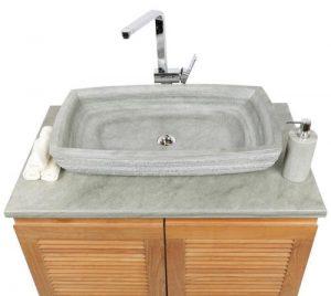 der passende unterschrank f r aufsatzwaschbecken granit waschbecken kaufen ratgeber vergleich. Black Bedroom Furniture Sets. Home Design Ideas