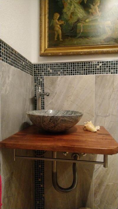 Fabulous Steinwaschbecken montieren - Granit Waschbecken kaufen | Bad & Küche SY13
